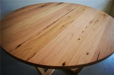 Napa Round Table | Moorwood Furniture Butcher Block Cutting Board, Dining Room, Kitchen, Table, Furniture, Home, Cooking, Kitchens, Ad Home