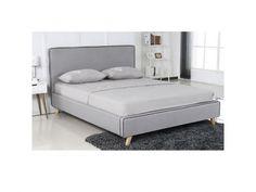 MORISSON κρεβάτι διπλό Ύφασμα Ανοικτό Γκρι Ε8082,1 - By Far Economy   Οικονομικά   Έπιπλα   Κουζίνες   Ηλεκτρικά   Νεροχύτες   Ηράκλειο Κρήτης Companies House, Grey Fabric, The Originals, Bedroom, Furniture, Wellness, Home Decor, Wood, Products