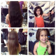 free haircut if you donate hair rocks new do after she made the chop and 3168 | 56a4bfed6d96b0566f76618c576d6637 children kids