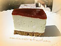 Cheesecake senza cottura... il re dei dolci estivi!