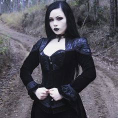 Matriarch   Shooting for Burleska Corsets with... - ReeRee Phillips