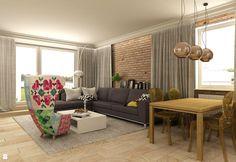 Salon styl Eklektyczny - zdjęcie od design me too - Salon - Styl Eklektyczny - design me too