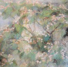 Chen Yiching | Flash of Lightening | Oil on canvas | http://www.artistics.com/en/art/chen_yiching/coup-de-foudre