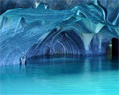 Marble Caves of Carrara, Tuscany, Italy.