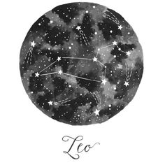 Leo Constellation Illustration Vertical ($17) ❤ liked on Polyvore featuring home, home decor, wall art, watercolor illustration, watercolor wall art, vertical paintings, water color painting and watercolour painting