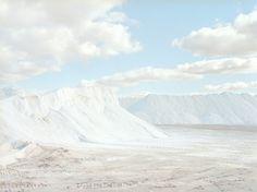 Une mine de sel en Australie