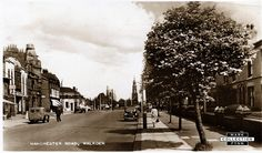 Manchester Rd, Walkden Salford, Manchester, Roots, Street View, History, Historia