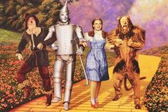 "The Wonderful Wizard of Oz   L. Frank Baum  Critique et analyse ""Le magicien d'Oz"" - www.buzz-litteraire.com"