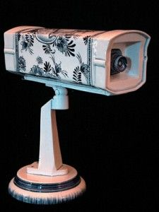 Charles Kraft CTV Camera