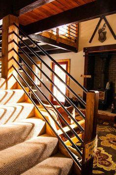 Stair Railing Ideas 11