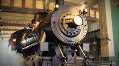 North Carolina Transportation Museum in Spencer