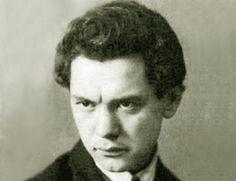 """아틸라 요제프 (1905.4.11 - 1937.12.3)  """"이 세상에 나오면 일곱 번 다시 태어나세요ㅡ불난 집에서 한 번, 눈보라 치는 빙원에서 한 번"""""""
