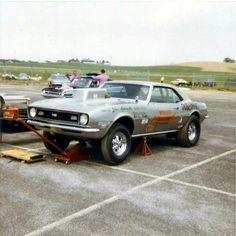 Camaro 1968 Camaro, Chevrolet Camaro, Chevy, 70s Muscle Cars, Drag Cars, Good Ole, Station Wagon, Drag Racing, Vintage Cars