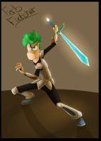 .:Ferb:. by kiki-kit