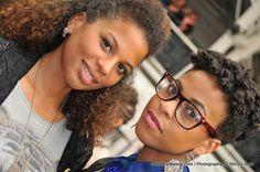 Gabrielle & Tasha - To learn how to grow your hair longer click here - http://blackhair.cc/1jSY2ux