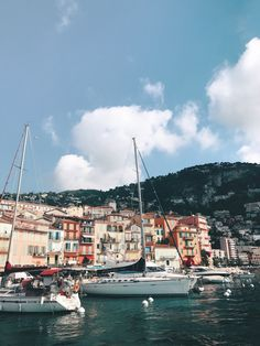 Travel & Living: Côte d'Azur – Sisterly Style A N Wallpaper, Running Away, San Francisco Skyline, Places To Travel, Landscape, City, World, Travel Ideas, Traveling