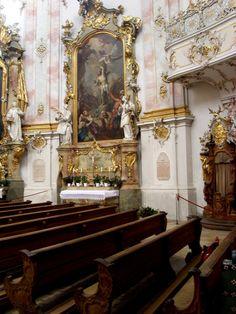 Basilika Ettal - Seitenaltar (2)