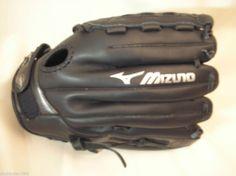"Mizuno - GBP1307 - Size 18"" - Ball Park Series - Leather Baseball Glove - LT #Mizuno"