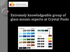 Extremely knowledgeable group of glass mosaic experts at crystal pools  Mosaic Tiles Manufacturer in Pune have developed a best…