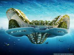 Lilypads | Vincent Callebaut - Arch2O.com