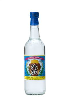 Awamori  is an alcoholic beverage indigenous to and unique to Okinawa, Japan.   Awanami made in hateruma-jima, is the one of the most valued Awamori in Japan.
