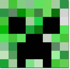 Minecraft Creeper Face creeper - Minecraft, Pubg, Lol and Creeper Minecraft, Minecraft Tower, Mobs Minecraft, Espada Minecraft, Minecraft Quilt, Minecraft Images, Minecraft Drawings, Minecraft Crafts, Minecraft Skins