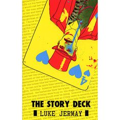 The Story Deck Booklet by Luke Jermay - The story deck is a classic demonstration in card magic. It has stood the test of time. In thin short manuscript Luke Jermay provides all of the real information needed to put his story into your show. More importantly he provides all the insight into presenting the story deck to a modern audience. Including fresh new ... get it here: http://www.wizardhq.com/servlet/the-14189/the-story-deck-booklet-by-luke-jermay/Detail?source=pintrest