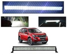 Mahindra XUV 500 2018 Car 80 LED Car Roof Aux Fog Light Bar Light Price-2000/- Car Body Cover, Police Lights, Reverse Parking, Car Seat Cushion, Front Grill, Wooden Car, Roof Rails, Roof Light, Led