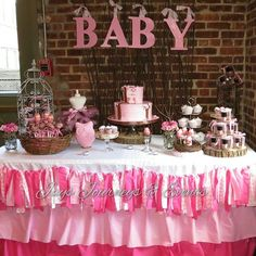 Owls Baby Shower Party Ideas | Photo 13 of 14 | Catch My Party