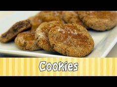 Cozinha Low Carb: Cookies - YouTube