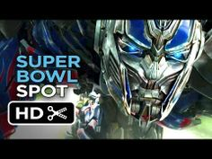 ▶ Transformers: Age of Extinction Official Super Bowl Spot (2014) - Michael Bay Movie HD - YouTube