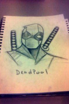 #deadpool Fish Tattoos, Deadpool, My Arts