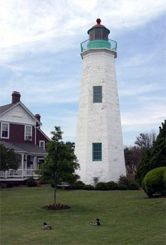 Old Point Comfort Lighthouse, Virginia