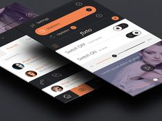 Fixto UI iOS App Template