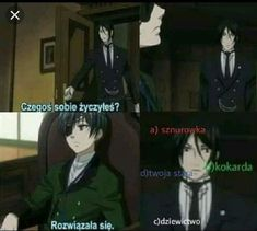 D # Losowo # amreading # books # wattpad Wtf Funny, Funny Memes, Anime Mems, Bendy And The Ink Machine, Blue Exorcist, Black Butler, Dramione, Me Me Me Anime, Boku No Hero Academia