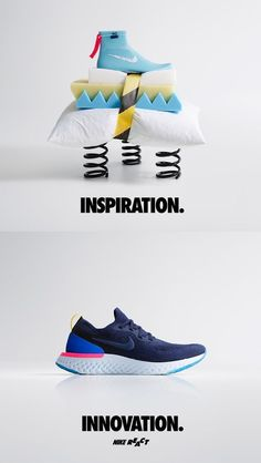 Introducing the soft and springy, lightweight and long-lasting nike epic react flyknit. Running Nike, Running Shoes, Kids Sneakers, Sneakers Nike, Nike Tenis, Outdoor Activities For Adults, Nike Poster, Sneakers Sketch, Shoe Advertising