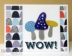 Wow Scandinavian Inspiration card by Kim Kesti - Paper Crafts & Scrapbooking blog