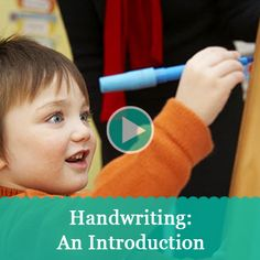 Kids can start to learn how to form letters by age 3! See how to overcome the most common handwriting challenges and help your child perfect her penmanship.