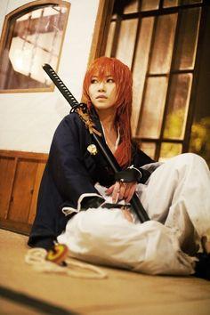 Rurouni Kenshin #cosplay