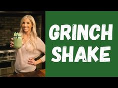 Drink Your Greens w/ My Grinch Shake || Protein-Packed + Phytonutrient Rich