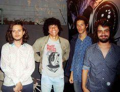 O evento, que incentiva a música independente brasileira, conta com shows de Boogarins, Autoramas e Lê Almeida