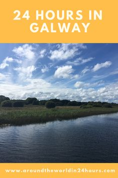 All the travel tips you need for A Perfect 24 Hours in Galway, Ireland. This travel guide will teach Ireland Pubs, Ireland Hotels, Ireland Beach, Ireland Food, Castles In Ireland, Ireland Vacation, Ireland Map, Backpacking Ireland, Ireland Travel Guide