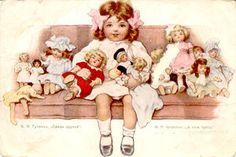 A NICE FAMILY ~ Bessie Pease Guttman