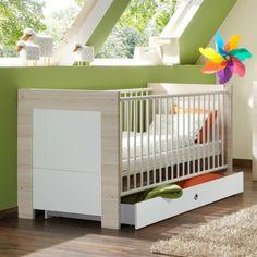 babyzimmer-junge-mädchen-wandgestaltung.jpg (600×529) http ... - Suse Babybett Designs Babyzimmer