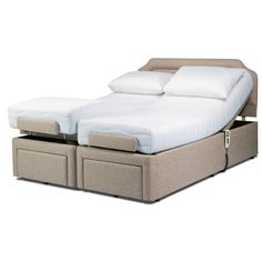 5'0 Sherborne Dorchester Adjustable Bed from Queenstreet Carpets & Furnishings