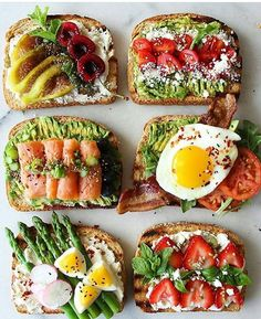 What's on your toast today? Whatever it is, Fresco Grano is here for you! Have a… What's on your toast today? Whatever it is, Fresco Grano is here for you! Healthy Meal Prep, Healthy Breakfast Recipes, Healthy Snacks, Healthy Recipes, Good Food, Yummy Food, Food Platters, Aesthetic Food, Food Inspiration