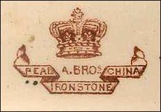 Real Ironstone China