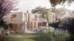 Morris + Company to extend Walter Segal's former London home Walter Segal, Civil Engineering, Dezeen, Amazing Architecture, Around The Worlds, Exterior, House Design, North London, Home