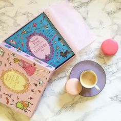 """The Laduree """"Savoir Vivre"""" book has dropped in my lap and the content as decadent as the packaging itself. Swing by the blog for more of what I discovered this week."""