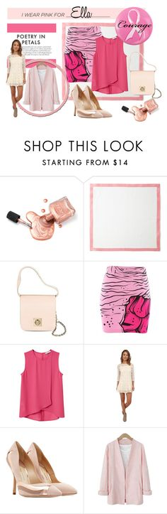 """Ella"" by emsulli ❤ liked on Polyvore featuring Deborah Rhodes, Tevolio, Iron Fist, MANGO, Free People, Paul Andrew, Ashley Stewart and IWearPinkFor"